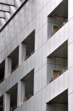 Peça moderna do edifício Imagens de Stock Royalty Free