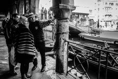 Peça sentidos a Veneza imagens de stock