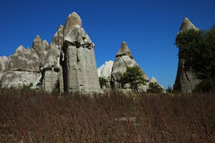 Peça Vadisi- Cappadocia Fotos de Stock Royalty Free