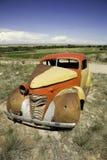 Peça velha do carro Imagens de Stock Royalty Free