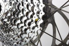 Peças da bicicleta imagem de stock royalty free