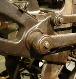 Peças da máquina do vintage Foto de Stock