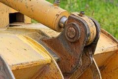 Peças restauradas cubeta Fotografia de Stock