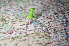 Peñasco del álamo, Missouri fotos de archivo libres de regalías