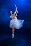 Pełen wdzięku balerina BB130925 Zdjęcia Stock