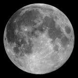 pełnia księżyca obraz stock