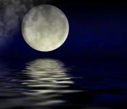 pełnia księżyca Zdjęcia Stock