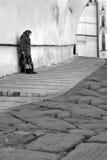 pełnoletni osamotniony stary zdjęcia royalty free