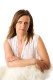 pełnoletnia środkowa kobieta zdjęcie royalty free