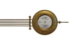 pełnoletniego zegarowego szczegółu machinalny stary Zdjęcie Royalty Free