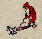 Père Noël Stock Images