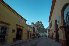 Free PEÑA DE BERNAL- Is A Monolith In The Queretaro State Of Mexico Stock Photos - 136344743