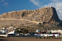 Peñas de san pedro Stock Image
