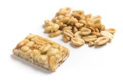 Pe de moleque Doces brasileiros do amendoim Foto de Stock