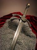 Épée intelligente Photos libres de droits