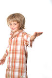 pełny dzieciaka surfera fotografia stock