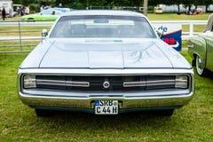 Pełnych rozmiarów samochodowy Chrysler 300 Hurst list Seria, 1970 Fotografia Royalty Free
