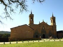 pe SAN μοναστηριών de Juan Λα στοκ εικόνα