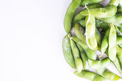 Pea bean Royalty Free Stock Images