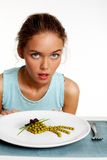 Pea diet Stock Photos