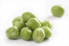 Pea Dollop Royalty Free Stock Photos