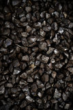 Pea grade of brown coal Royalty Free Stock Photos
