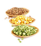 Pea and Lentils Stock Image