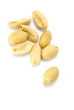 Pea nuts Stock Photography