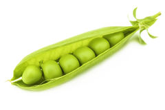 Pea Pod Royalty Free Stock Photos