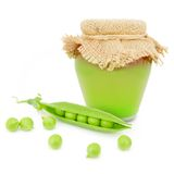 Pea product Royalty Free Stock Photography