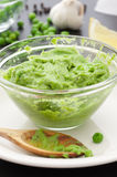 Pea Puree Royalty Free Stock Images