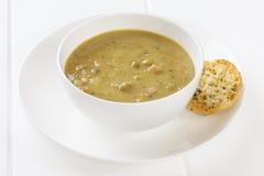 Pea Soup Fotografia Stock