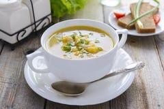 Pea Soup Stockfotografie