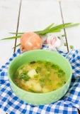 Pea Soup Royaltyfri Bild