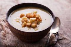 Pea Soup Royalty-vrije Stock Afbeeldingen