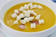 Pea Soup Royalty-vrije Stock Fotografie