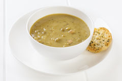 Pea Soup Stock Photography