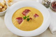 Pea soup Stock Image
