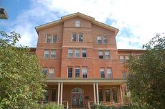 Peabody Hall steigt über Miami-Universität, früher Westcollege für Frauen lizenzfreie stockfotos