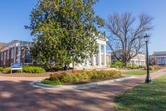 Peabody Hall at UVA Royalty Free Stock Photo
