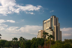 The Peabody Hotel on International Drive in Orlando Stock Photography