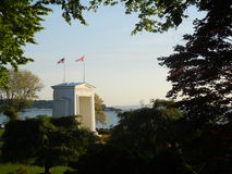 Peace Arch Stock Image