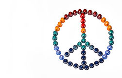 Peace!!!. This is the best sign for us, Peace in the world Stock Photo