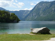 Peace at Bohinj Stock Photos