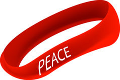 Peace Bracelet Stock Images