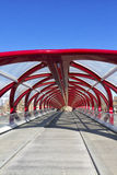 Peace bridge Royalty Free Stock Photos