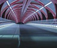 Peace Bridge Stock Image