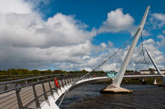 Peace Bridge Stock Images