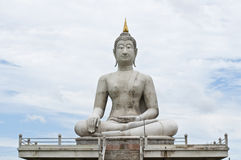Peace of Buddha statue Stock Photography