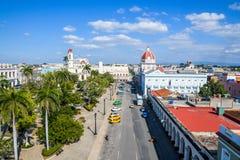 Cienfuegos, Cuba. Peace and calm, Cienfuegos, Cuba Stock Photos